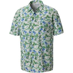 Columbia Mens PFG Trollers Best Tropical Marlin Print