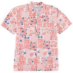 Columbia Mens Trollers Best Mahi Print Shirt