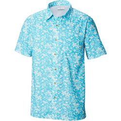Columbia Mens PFG Super Slack Tide Kona Shirt