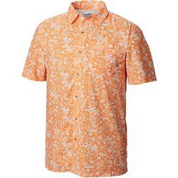 Columbia Mens PFG Super Slack Tide Kona Shirt