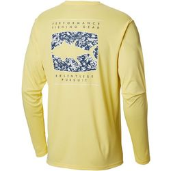 Columbia Mens Terminal Tackle PFG Tuna T-Shirt