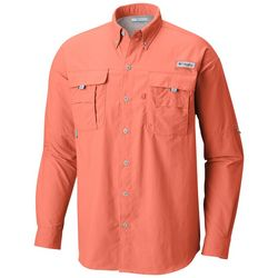 Columbia Mens Bahama II Long Sleeve Shirt