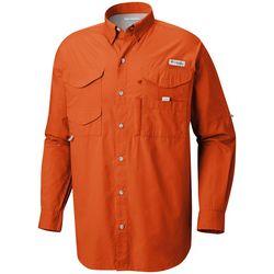 Columbia Mens PFG Bonehead Long Sleeve Shirt