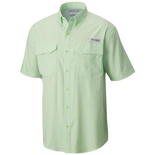 6d731bcc6dd Columbia Mens PFG Blood & Guts III Short Sleeve Shirt | Bealls Florida