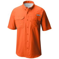 Columbia Mens PFG Blood & Guts III Short Sleeve Shirt