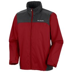 Columbia Mens Glennaker Lake Stow-Hood Rain Jacket
