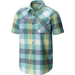 Columbia Mens Thompson Hill Plaid Shirt