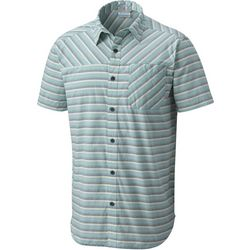 Columbia Mens Thompson Hill Striped Shirt