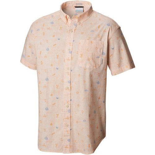 930b1ede7ce Columbia Mens Rapid Rivers Campfetti Button Down Shirt | Bealls Florida