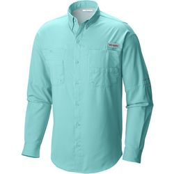 Columbia Mens Tall Tamiami II Long Sleeve Shirt