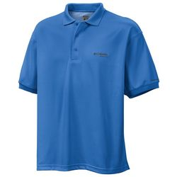 Columbia Mens PFG Perfect Cast Polo Shirt