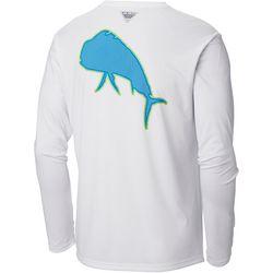 Columbia Mens Fish Series 2 Terminal Tackle Dorado T-Shirt