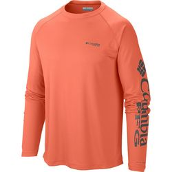 Columbia Sportswear Mens Terminal Tackle T-Shirt