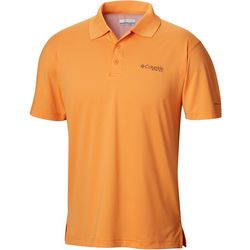 Columbia Mens PFG Skiff Cast Polo Shirt