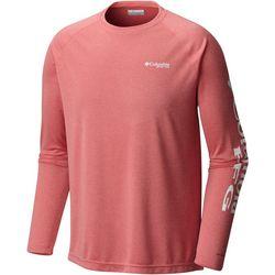 Columbia Mens Terminal Tackle Heather T-Shirt