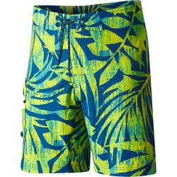 Columbia Mens PFG Offshore II Tropical Palms Boardshorts