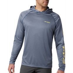 Columbia Mens Terminal Tackle Heathered T-Shirt