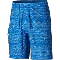 Columbia Mens PFG Offshore II Anchor Boardshorts
