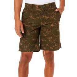 Columbia Mens Washed Out Palm Shorts
