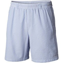 Columbia Mens Super Backcast Seersucker Swim Shorts