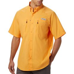 Columbia Mens PFG Terminal Tackle Short Sleeve Shirt