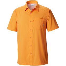 Columbia Mens PFG Slack Tide Camp Short Sleeve Shirt