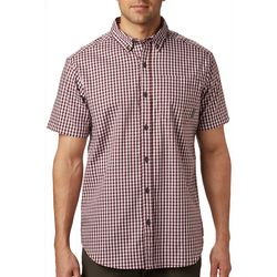 Columbia Mens Rapid Rivers II Checkered Shirt