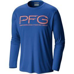 Columbia Mens Terminal Tackle PFG Shirt