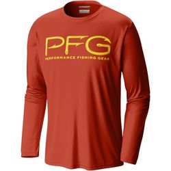 Columbia Mens PFG Terminal Tackle Long Sleeve Shirt