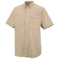 Columbia Mens Big & Tall Bonehead PFG Shirt