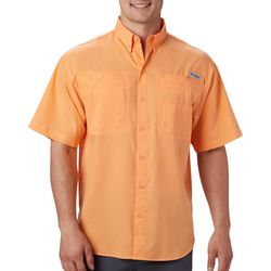 Columbia Mens PFG Tamiami II Short Sleeve Shirt