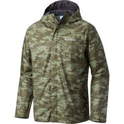 Columbia Mens Camo Watertight Jacket
