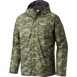 Columbia Mens Camo Watertight Jacket