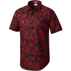 Columbia Mens Under Exposure II Button Up Shirt