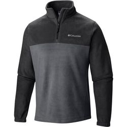 Columbia Mens Steens Mountain 1/4 Zip Fleece Jacket