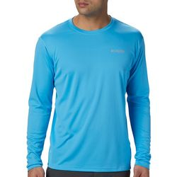 Columbia Mens PFG Zero Rules Long Sleeve Shirt