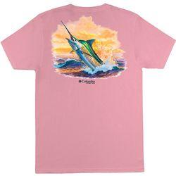Columbia Mens PFG Reick Short Sleeve T-Shirt