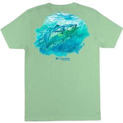 Columbia Mens Wallace Short Sleeve T-Shirt