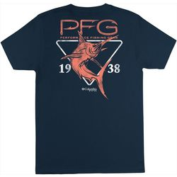 Columbia Mens PFG Volt Short Sleeve T-Shirt