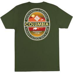 Columbia Mens PFG Sierra Short Sleeve T-Shirt