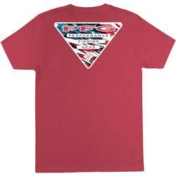 Columbia Mens PFG Salute Short Sleeve T-Shirt