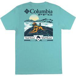 Columbia Mens PFG Stallion Short Sleeve T-Shirt