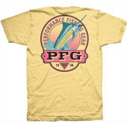 Columbia Mens PFG Open Water Short Sleeve T-Shirt