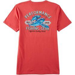 Columbia Mens Cassel Short Sleeve T-Shirt