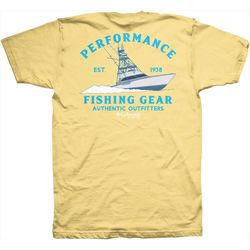Columbia Mens PFG Atwell Boat Short Sleeve T-Shirt
