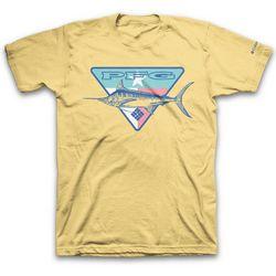 Columbia Mens PFG Improvise Short Sleeve T-Shirt