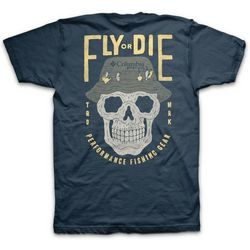 Columbia Mens Fly or Die PFG T-Shirt