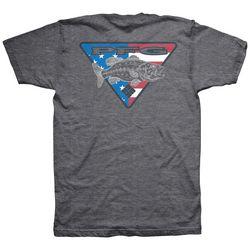 Columbia Mens PFG Pond Heathered T-Shirt