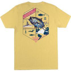 Columbia Mens PFG Mantra Short Sleeve T-Shirt