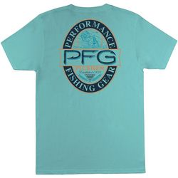 Columbia Mens PFG Catch Pilsner Short Sleeve T-Shirt